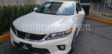 Foto venta Auto Usado Honda Accord Coupe (2013) color Blanco precio $248,000