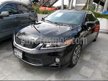 Foto venta Auto Usado Honda Accord Coupe (2013) color Negro precio $240,000