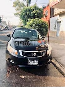 Foto venta Auto Seminuevo Honda Accord EX 2.4L (2008) color Negro precio $103,000