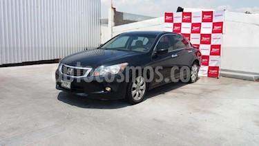 Foto venta Auto Usado Honda Accord EX 3.5L (2010) color Negro precio $139,000