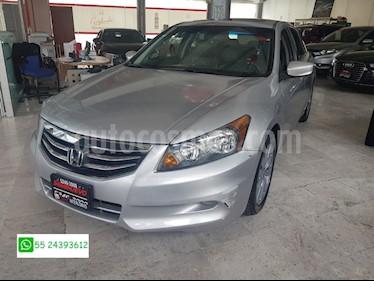 Foto venta Auto Seminuevo Honda Accord EX 3.5L (2011) color Plata precio $154,500