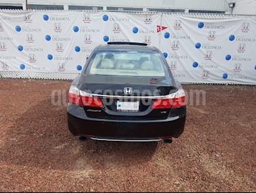 Foto venta Auto Usado Honda Accord EX-L 2.4L (2013) color Negro Cristal precio $220,000
