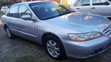 Foto venta Auto Seminuevo Honda Accord EX-R 2.3L L4 (2002) color Plata Lunar precio $65,000