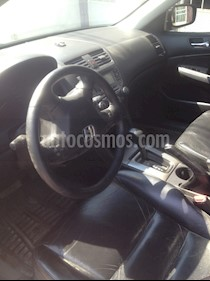 Foto venta Auto Usado Honda Accord EX-R 3.0L V6 (2006) color Gris Oscuro precio $85,000