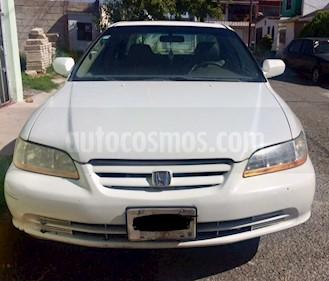 Foto venta Auto usado Honda Accord EX-R 3.0L V6 (2001) color Blanco precio $55,000