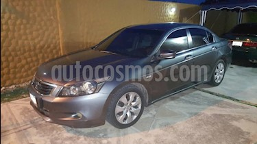 Foto venta carro Usado Honda Accord EX V6 (2008) color Gris
