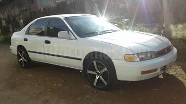 Honda Accord Ex  usado (1997) color Blanco precio u$s9.200