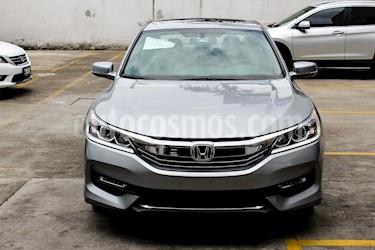 Foto venta Auto Usado Honda Accord EXL Navi (2017) color Plata Diamante precio $420,000