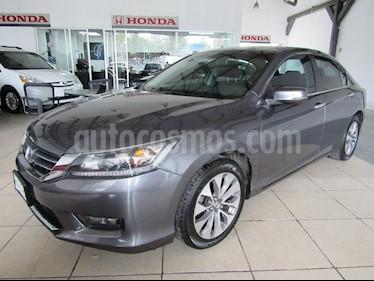 Foto venta Auto Usado Honda Accord EXL Navi (2014) color Gris precio $230,000