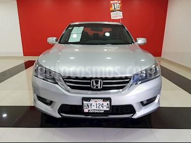 Foto venta Auto Usado Honda Accord EXL Navi (2014) color Plata Diamante precio $235,000