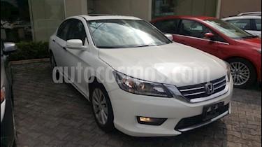 Foto venta Auto Usado Honda Accord EXL Navi (2015) color Blanco precio $270,000