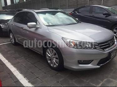 Foto venta Auto Usado Honda Accord EXL Navi (2013) color Plata precio $225,000
