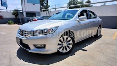 Foto venta Auto Usado Honda Accord EXL Navi (2014) color Plata precio $247,000