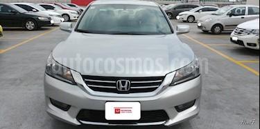 Foto venta Auto Seminuevo Honda Accord EXL Navi (2015) color Plata precio $269,000