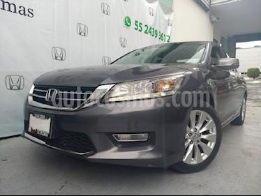 Foto venta Auto Seminuevo Honda Accord EXL Navi (2013) color Gris precio $230,000