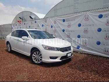 Foto venta Auto Usado Honda Accord EXL V6 (2014) color Blanco precio $265,000