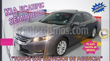 Foto venta Auto Usado Honda Accord EXL  (2013) color Gris precio $218,000