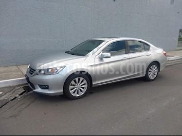 Foto venta Auto Seminuevo Honda Accord EXL  (2015) color Plata precio $265,000