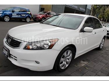 Foto venta Auto Seminuevo Honda Accord EXL  (2010) color Blanco precio $130,000
