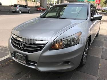 Foto venta Auto Usado Honda Accord LX 2.4L (2012) color Plata precio $153,000