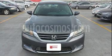 Foto venta Auto Seminuevo Honda Accord LX  (2013) color Gris precio $199,000