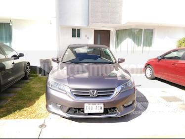 Foto venta Auto usado Honda Accord Sport (2015) color Gris precio $220,000
