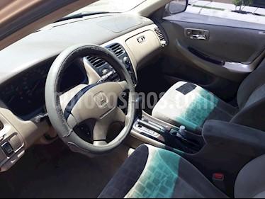 Foto venta Auto Usado Honda Accord Sport (2001) color Marron precio $40,000