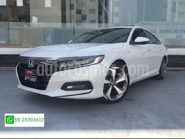 Foto venta Auto Seminuevo Honda Accord Touring (2018) color Blanco precio $514,900