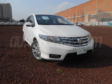 Foto venta Auto nuevo Honda City EX 1.5L Aut color Blanco Marfil precio $209,000