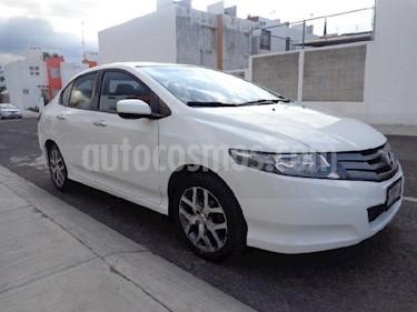 Foto venta Auto usado Honda City EX 1.5L Aut (2010) color Blanco precio $137,000