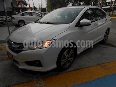 Foto venta Auto Usado Honda City EX 1.5L Aut (2017) color Blanco precio $258,000