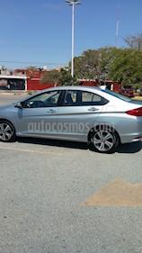 Foto venta Auto usado Honda City EX 1.5L Aut (2017) color Plata precio $250,000