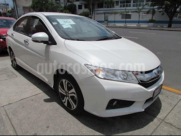 Foto venta Auto Seminuevo Honda City EX 1.5L Aut (2016) color Blanco precio $225,000