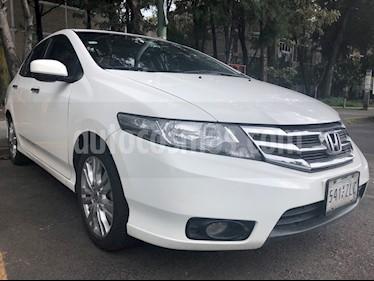 Foto venta Auto Seminuevo Honda City EX 1.5L Aut (2013) color Blanco precio $143,000