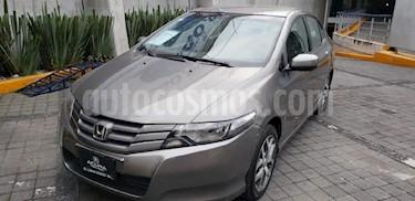Foto venta Auto Seminuevo Honda City EX 1.5L Aut (2010) color Gris precio $136,000