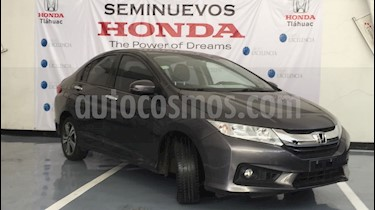 Foto venta Auto Seminuevo Honda City EX 1.5L Aut (2017) color Acero precio $230,000