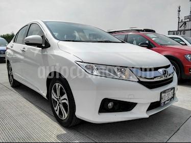 Foto venta Auto Seminuevo Honda City EX 1.5L Aut (2015) color Blanco Marfil precio $179,000