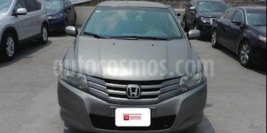 Foto venta Auto Seminuevo Honda City EX 1.5L Aut (2010) color Gris precio $155,000