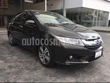 Foto venta Auto Seminuevo Honda City EX 1.5L Aut (2016) color Blanco precio $219,000