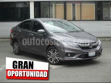 Foto venta Auto Seminuevo Honda City EX 1.5L Aut (2018) color Acero precio $260,000