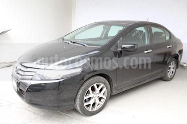 Foto venta Auto Seminuevo Honda City EX 1.5L Aut (2010) color Negro precio $130,000