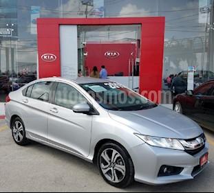 Foto venta Auto Seminuevo Honda City EX 1.5L (2015) color Plata precio $178,000