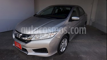 Foto venta Auto Seminuevo Honda City EX 1.5L (2017) color Plata Diamante precio $219,000