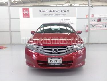Foto venta Auto Seminuevo Honda City EX 1.5L (2011) color Rojo