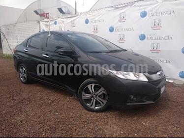 Foto venta Auto Seminuevo Honda City EX 1.5L (2016) color Oro precio $215,000