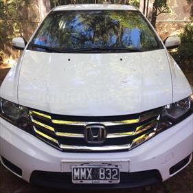 Foto venta Auto Usado Honda City EXL Aut (2013) color Blanco precio $220.000