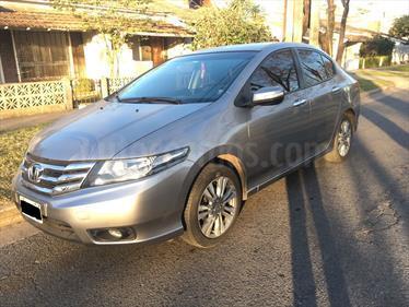 Foto venta Auto Usado Honda City EXL (2014) color Plata Oscura precio $234.000