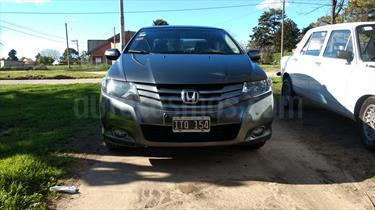 Foto venta Auto Usado Honda City EXL (2010) color Gris Oscuro precio $215.000
