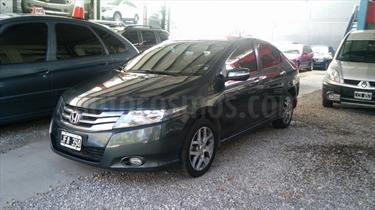 Foto venta Auto Usado Honda City EXL (2010) color Gris Oscuro precio $195.000