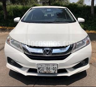 Foto venta Auto Usado Honda City LX 1.5L Aut (2014) color Blanco precio $180,000